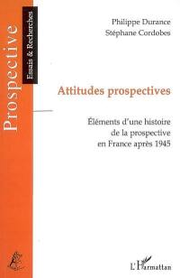 Attitudes prospectives