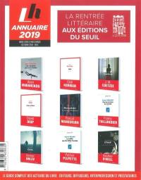 Livres Hebdo, supplément. n° 1188, L'annuaire 2019