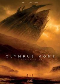 Olympus mons. Volume 1, Anomalie un