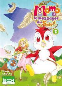 Momo et le messager du Soleil. Volume 2, Momo et le messager du Soleil