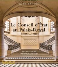 Le Conseil d'Etat au Palais-Royal