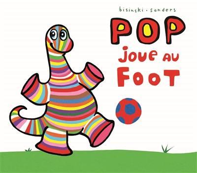 Pop joue au foot
