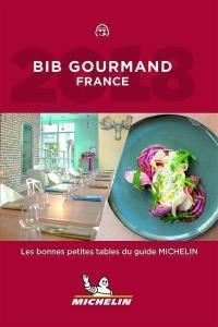 Bib gourmand France 2018 : les bonnes petites tables du guide Michelin