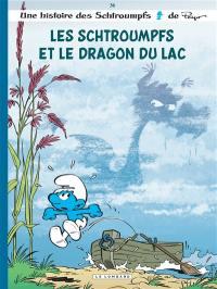 Une histoire des Schtroumpfs. Volume 36, Les Schtroumpfs et le dragon du lac