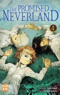 The promised neverland. Volume 4,
