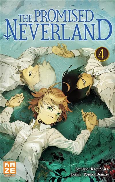 The promised neverland. Volume 4