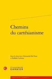 Chemins du cartésianisme