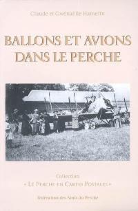 Ballons et avions dans le Perche