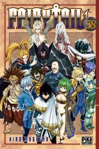 Fairy Tail. Volume 58,