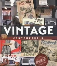Vintage contemporain