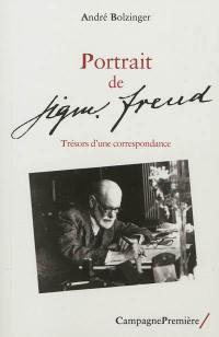 Portrait de Sigmund Freud : trésors d'une correspondance