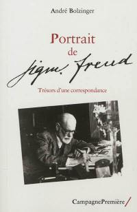 Portrait de Sigmund Freud
