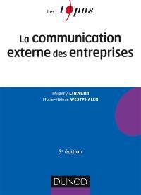 La communication externe des entreprises
