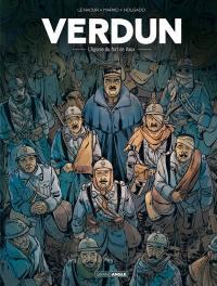 Verdun. Volume 2, L'agonie du fort de Vaux
