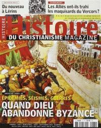 Histoire du christianisme magazine. n° 73, Byzance : la lente agonie de l'Empire d'Orient