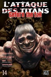 L'attaque des titans. Volume 14, L'attaque des titans