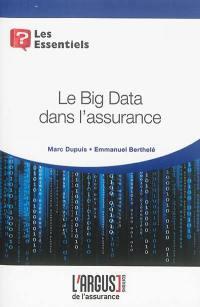 Le big data dans l'assurance