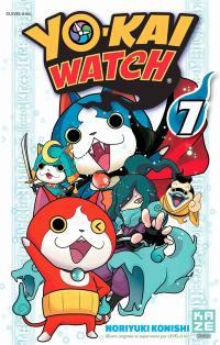 Yo-kai watch. Volume 7