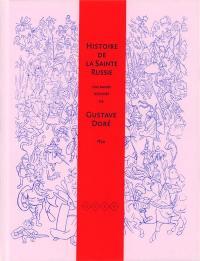 Histoire pittoresque, dramatique et caricaturale de la sainte Russie : une bande dessinée : 1854