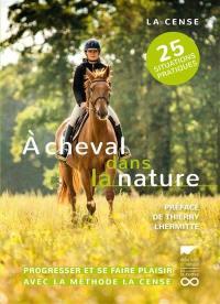 A cheval dans la nature