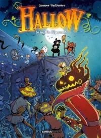 Hallow. Volume 2, Le souffle d'épouvante