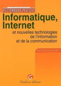 Dictionnaire pratique informatique, Internet et nouvelles technologies de l'information et de la communication