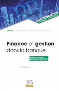 Finance et gestion dans la banque