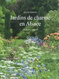 Jardins de charme en Alsace : au fil des saisons