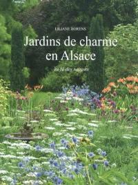 Jardins de charme en Alsace