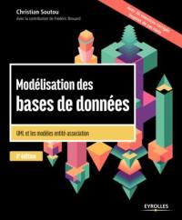 Modélisation des bases de données : UML et les modèles entité-association