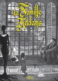 La famille Addams : 30 cartes postales collector
