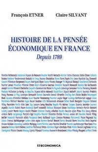 Histoire de la pensée économique : depuis 1789