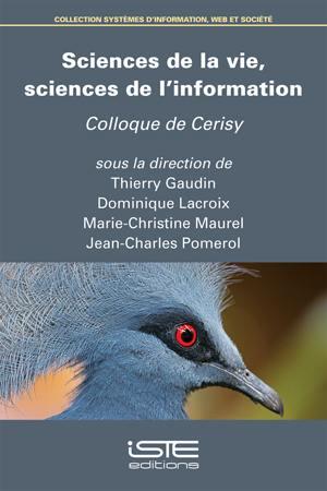Sciences de la vie, sciences de l'information