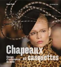 Chapeaux et casquettes : design d'accessoires de mode
