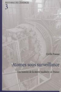 Atomes sous surveillance : une histoire de la sureté nucléaire en France