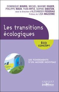 Les transitions écologiques