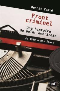 Front criminel