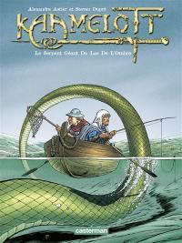 Kaamelott. Volume 5, Le serpent géant du lac de l'ombre