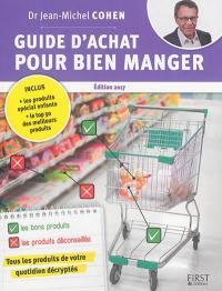 Guide d'achat pour bien manger