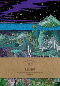 Reliefs, abysses : notes et lectures