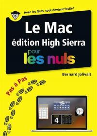 Le Mac avec OS X pour les nuls : édition High Sierra pour les nuls