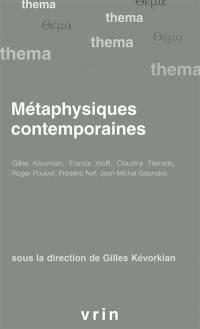 Métaphysiques contemporaines