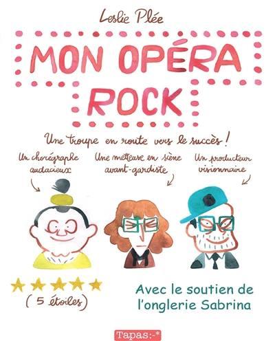 Mon opéra rock