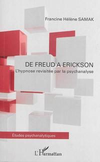 De Freud à Erickson