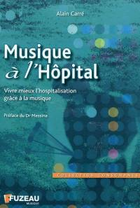 Musique à l'hôpital