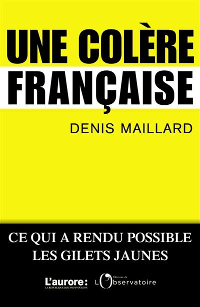 LES LUTTES EN FRANCE vers la restructuration politique (Gilets jaunes) : les débats continués 17 déc.- mars 2019 9791032905883