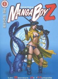 Grimoire (Le). n° 22, Manga boyz