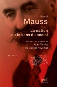 La nation ou Le sens du social