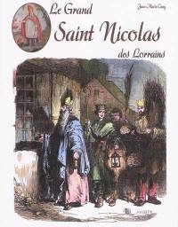 Le grand saint Nicolas des Lorrains