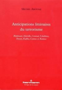 Anticipations littéraires du terrorisme
